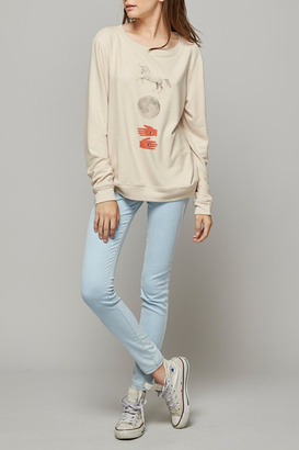 All Things Fabulous Mystic Hands Sweater $135 thestylecure.com