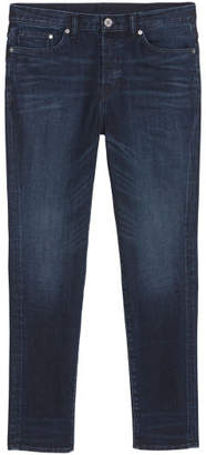 H&M Relaxed Skinny Jeans - Blue