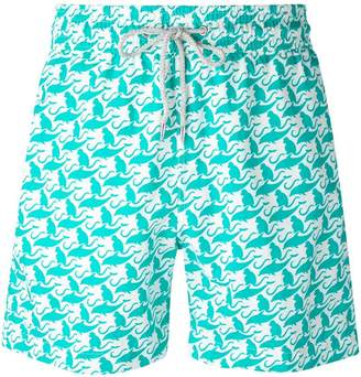 Love Brand The Monkey And The Dolphin swim shorts