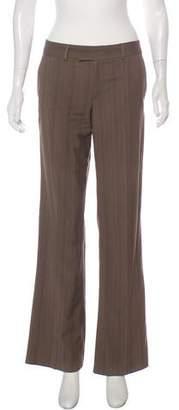 Calvin Klein Stripe Wide-Leg Pants