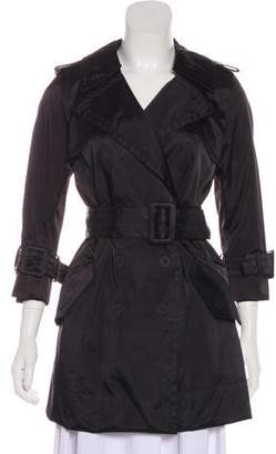 Marc Jacobs Trench Belted Coat