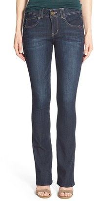 Women's Wit & Wisdom Ab-Solution Itty Bitty Bootcut Jeans $68 thestylecure.com