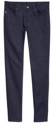 Emporio Armani Straight Leg Stretch Jeans