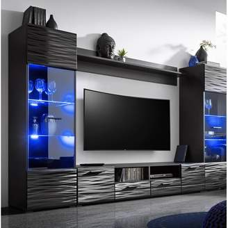 Orren Ellis Priebe Modica Modern Entertainment Center for TVs up to 65""