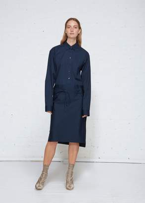 Vetements Shirt Dress