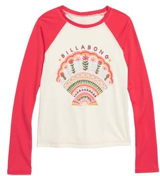 Billabong Sol Searcher Graphic Long Sleeve Rashguard