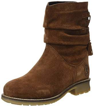 Coronel Tapiocca Women's Sj. Havana Botin Señora Ankle Boots, Brown 0