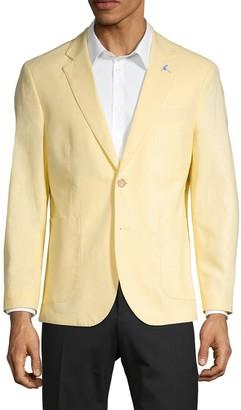 Tailorbyrd Linen Cotton Sport Jacket