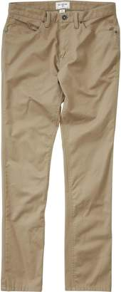Billabong Carter Stretch Chino Pant - Men's
