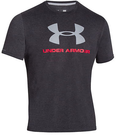 Under Armour Charged Cotton Sportstyle Logo T-Shirt