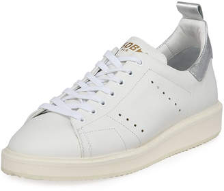 Golden Goose Men's Low-Top Lace-Up Sneakers
