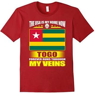 Togo in my veins gifts T-Shirt