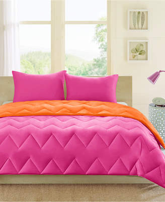 Intelligent Design Trixie Reversible 2-Pc. Twin/Twin Xl Comforter Set Bedding