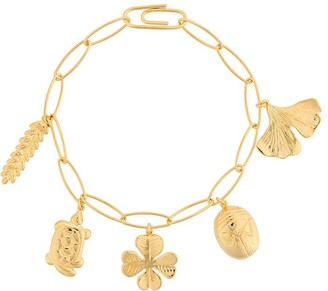 Aurelie Bidermann Aurelie Charm bracelet