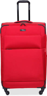 "Revo Airborne 25"" Softside Spinner Suitcase, Created for Macy's"
