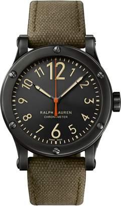 Ralph Lauren 45 MM Chronometer Steel