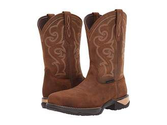 657fbcf5e78 Ariat Brown Slip On Women's Boots - ShopStyle