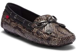 Marc Joseph New York Cypress Hill Snake Embossed Loafer