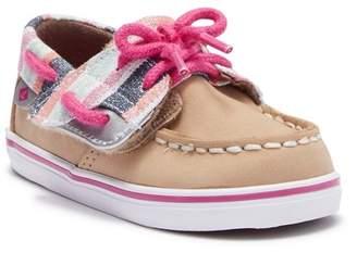 Sperry Bluefish Crib Jr. Shoe (Baby)