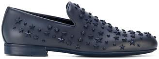 Jimmy Choo Sloane star slippers
