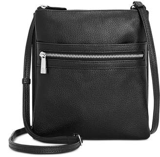 Giani Bernini Triple-Zip Dasher Crossbody