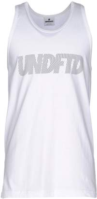 Undefeated Tank tops