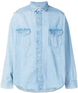 Levi's Made & Crafted casual denim shirt