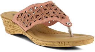 Spring Step Tiffany Wedge Sandal - Women's