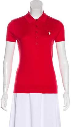 Ralph Lauren Black Label Collar Short Sleeve Shirt