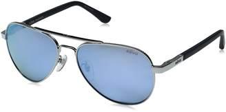Revo Sunglasses Raconteur RE 1011 00 GY Polarized Aviator Sunglasses, /Graphite