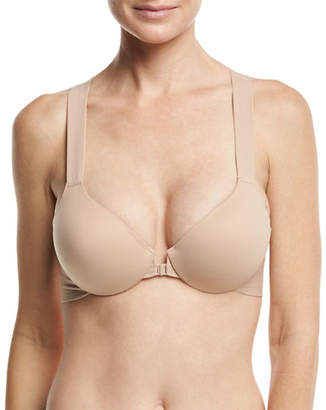 1a6380aa72 Spanx Bra-llelujah! Front-Close Racerback Full-Coverage Underwire Bra