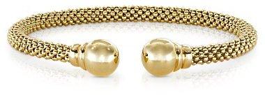 Mesh Cuff Bracelet in 18k Gold