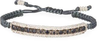 Armenta New World Multi-Strand Bracelet with Black Spinel LL7qBa5ug