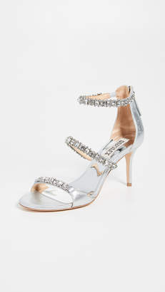 Badgley Mischka Yasmine Ankle Strap Sandals