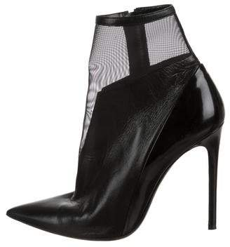 Barbara Bui Pointed-Toe Ankle Boots