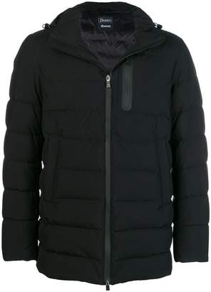 Herno hooded padded coat