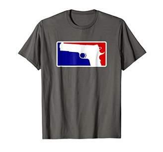 1911 Gun Shirt - Blue
