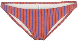 Solid & Striped striped bikini bottoms