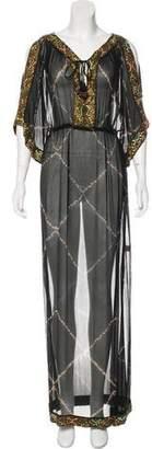 Calypso Maxi Evening Gown