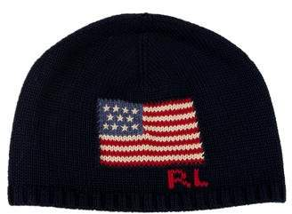 Polo Ralph Lauren Flag Knit Beanie