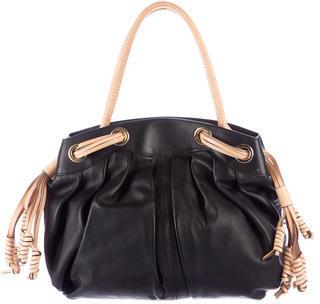 Christian Louboutin Christian Louboutin Leather Shoulder Bag