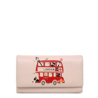 Radley Party Bus Large Flapover Matinee