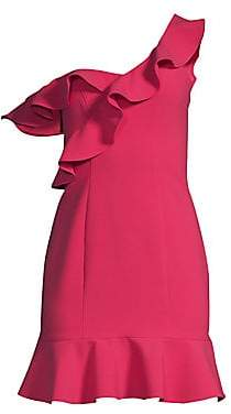 LIKELY Women's Norvina Mini Flounce Dress