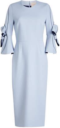 Roksanda Pencil Dress with Bows