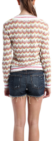 Charlotte Ronson Knit Sweater Multi