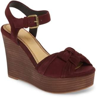 Splendid Nada Platform Wedge Sandal