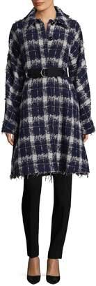Marissa Webb Women's Lacey Boucle Coat