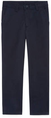 Izod EXCLUSIVE Flat-Front Reinforced Knee Pants Boys 8-20, Slim and Husky