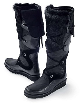 Pendleton Katch Fur Boots