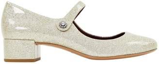 Marc Jacobs Glitter Flats